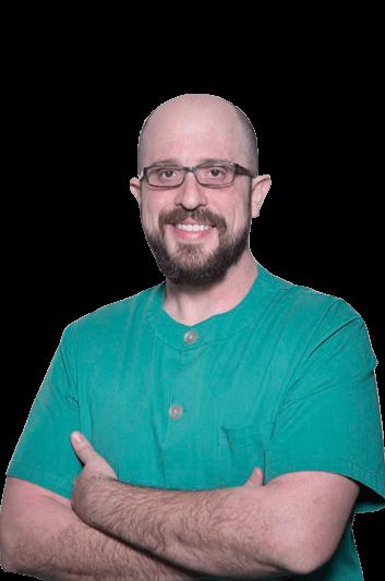 Experto en odontología Dr. Tomás Beca Campoy