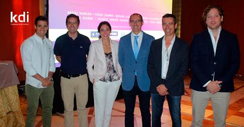 Fotografía que ilustra la noticia de odontología de Knotgroup Dental Institute sobre El Dr. Alejandro Otero participa en el IX Curso de Verano del Colegio de Dentistas de Almería
