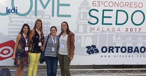Fotografía que ilustra la noticia de odontología de Knotgroup Dental Institute sobre 63º congreso de la Sociedad Española de Ortodoncia