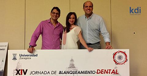 Fotografía que ilustra la noticia de odontología de Knotgroup Dental Institute sobre El Dr. Jesús Creagh participa en la XIV Jornada de Blanqueamiento Dental