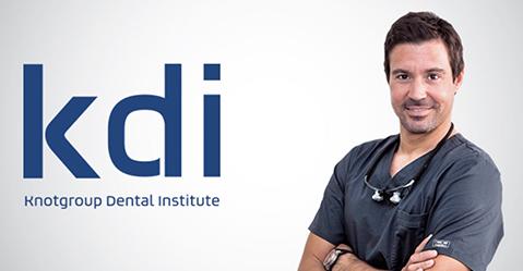 Fotografía que ilustra la noticia de odontología de Knotgroup Dental Institute sobre El Dr. Nicolás Aronna Mallia nuevo experto del KDI