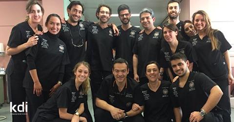 Fotografía que ilustra la noticia de odontología de Knotgroup Dental Institute sobre El Dr. Guillermo Pradíes apuesta realidad Virtual y aumentada en Odontología