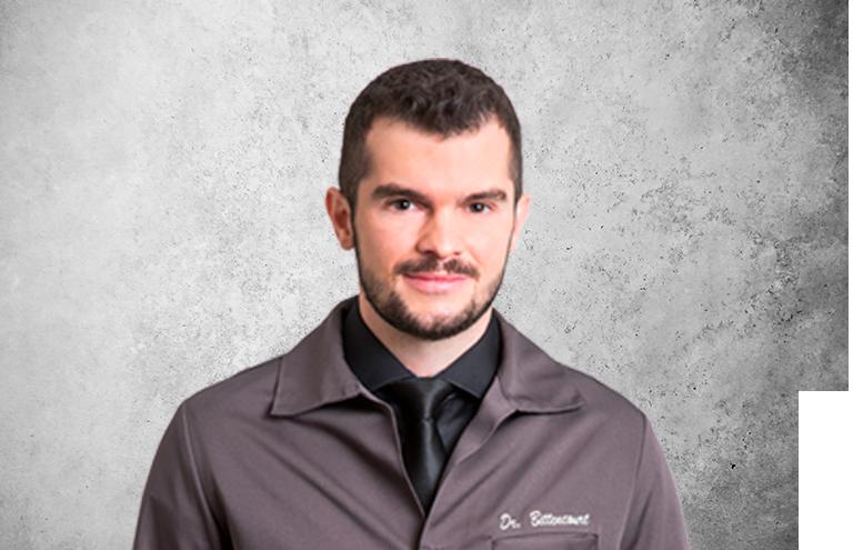 Fotografía que representa al experto Dr. Antonio José Bittencourt Da Rosa de la plataforma de odontología de Inspiria
