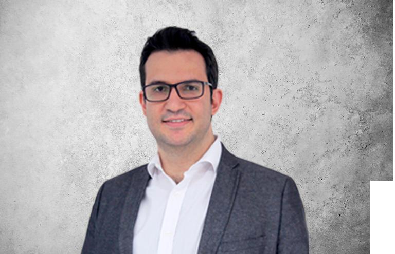 Fotografía que representa al experto Dr. Augusto César Rodrigues de Souza de la plataforma de odontología de Inspiria