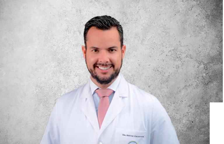 Fotografía que representa al experto Dr. Bryan Granados Garro de la plataforma de odontología de Inspiria