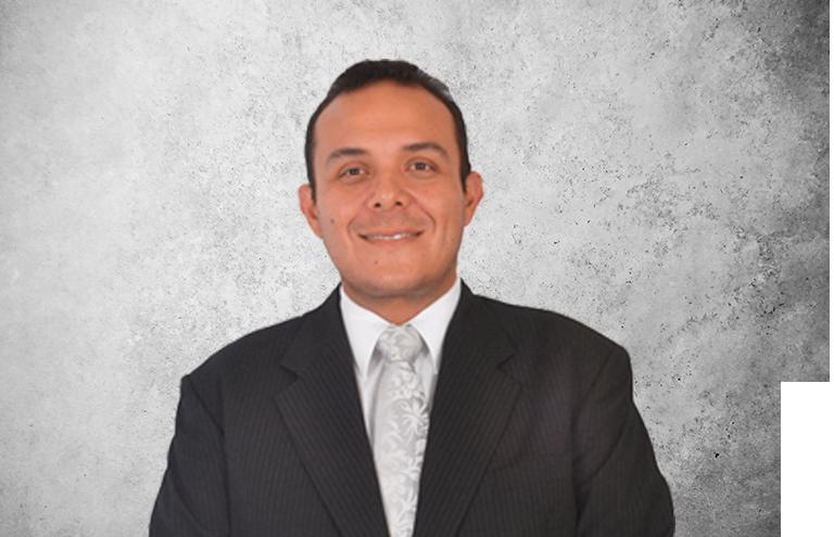 Fotografía que representa al experto Dr. Eloy Mora Agüero de la plataforma de odontología de Inspiria