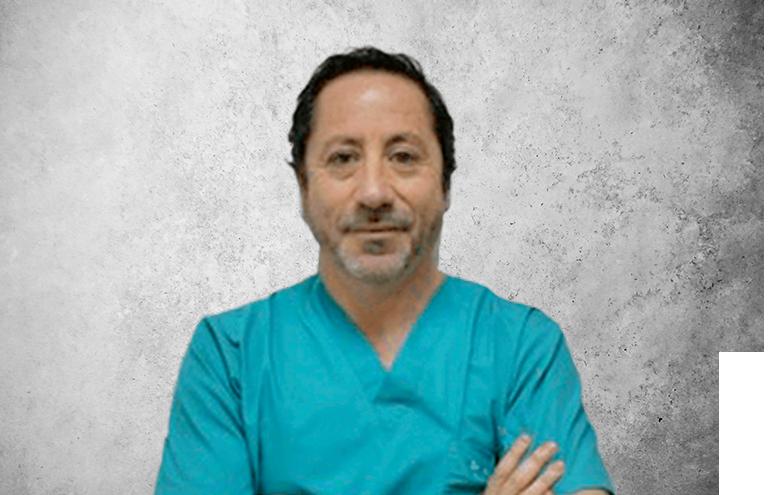 Fotografía que representa al experto Dr. Iván Urzúa Araya de la plataforma de odontología de Inspiria