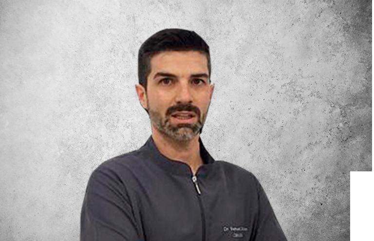 Fotografía que representa al experto Dr. Samuel Oliván Molina de la plataforma de odontología de Inspiria