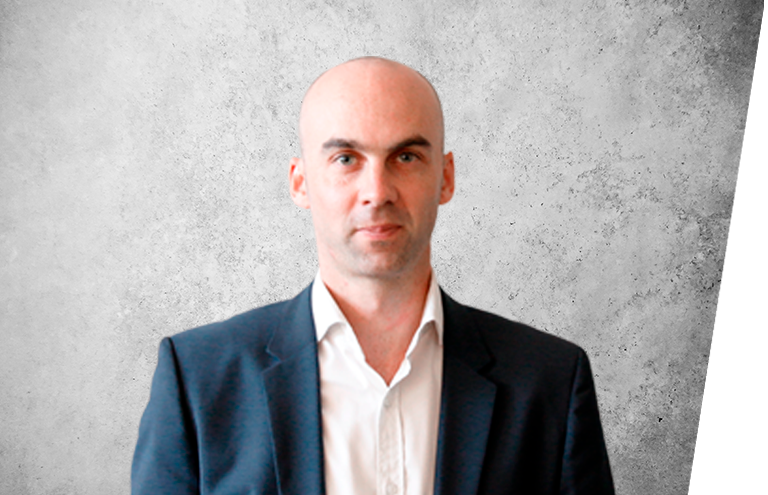Fotografía que representa al experto Dr. David Pastorino de la plataforma de odontología de Inspiria