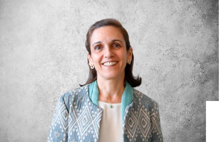 Fotografía que representa al experto Dra. María Pau Ginebra Molins de la plataforma de odontología de Inspiria