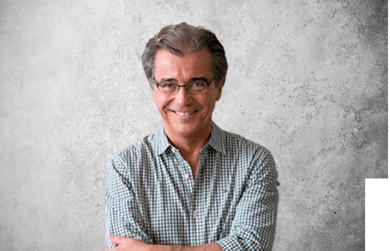 Fotografía que representa al experto Dr. Rafael Areses Gómez de la plataforma de odontología de Inspiria