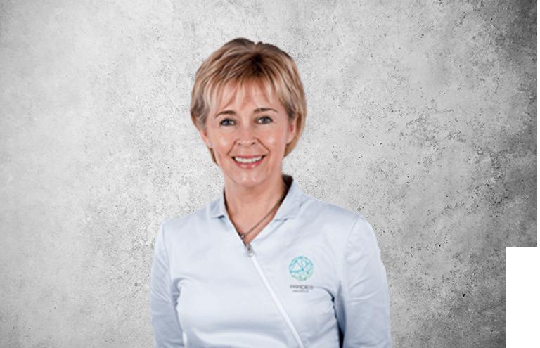 Fotografía que representa al experto Dra. Ana Laffond Yges de la plataforma de odontología de Inspiria