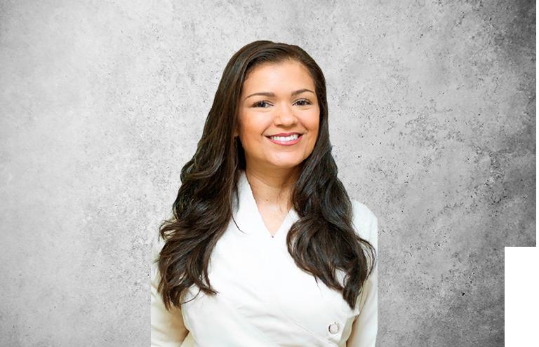 Fotografía que representa al experto Dra. Juliana Varão de la plataforma de odontología de Inspiria