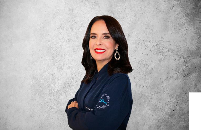 Fotografía que representa al experto Dra. Simone Sattler de la plataforma de odontología de Inspiria
