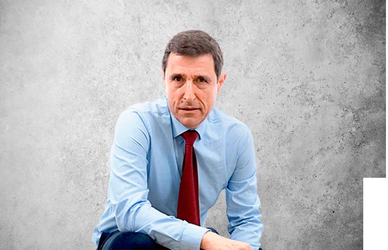 Fotografía que representa al experto Luis Mallo Álvarez de la plataforma de odontología de Inspiria