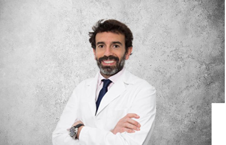 Fotografía que representa al experto Dr. Alfonso Oteo Pérez de la plataforma de odontología de Inspiria