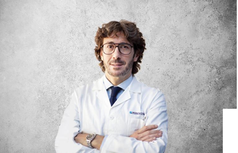 Fotografía que representa al experto Dr. Fabio Vignoletti de la plataforma de odontología de Inspiria