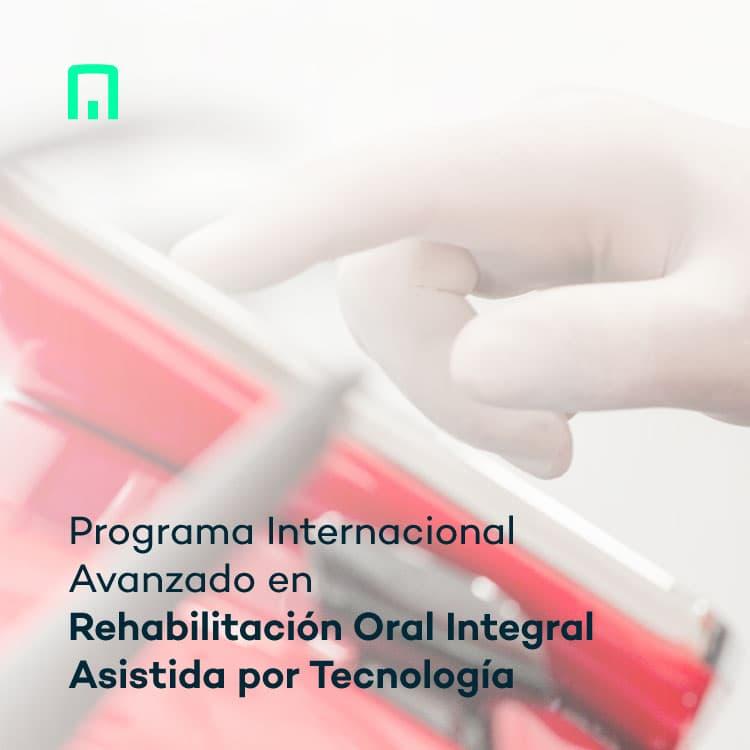 Imagen 2 móvil de la página de cursos de Inspiria, la plataforma de contenidos en odontología