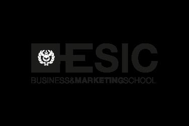 Imagen que representa el logo de ESIC de la plataforma de odontología de Inspiria