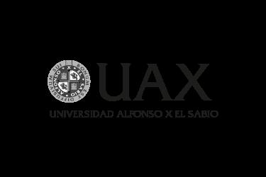 Imagen que representa el logo de la universidad Alfonso X el sabio de la plataforma de odontología de Inspiria