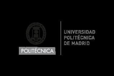 Imagen que representa el logo de la universidad politécnica de Madrid de la plataforma de odontología de Inspiria