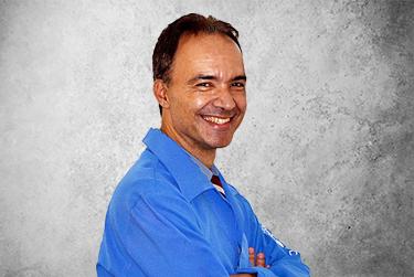 Fotografía que representa al experto Fabiano Guerra de la plataforma de odontología de Inspiria