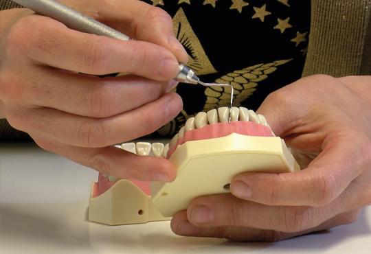 ¿Cuáles son los signos clínicos del periodonto sano?